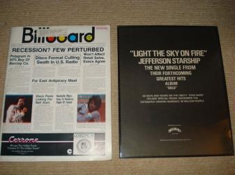 Billboard Mag with Add